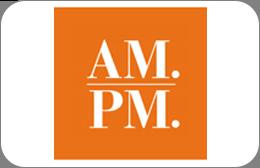 Cartes cadeaux AMPM en réduction