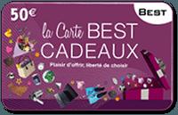 Best Carte Cadeaux