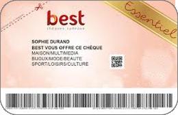 Best Cheque - Essentiel