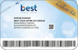 Best Cheque - Liberté
