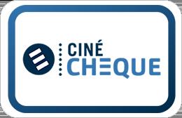 Cartes cadeaux CinéChèque en réduction