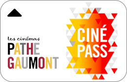 Pathé Gaumont Ciné Pass Duo