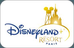 Cartes cadeaux Disneyland Paris en réduction
