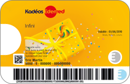 Kadeos - Ticket Infini - hors alimentation