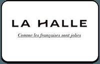 Chèques cadeaux La Halle en réduction