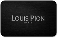 Cartes cadeaux Louis Pion en réduction