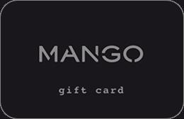 Cartes cadeaux Mango en réduction
