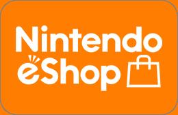 Cartes cadeaux Nintendo eShop en réduction