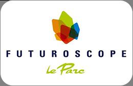 Chèques cadeaux Parc du Futuroscope en réduction