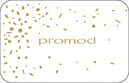 Cartes cadeaux Promod en réduction