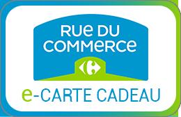 CRYPTOGRAMME CARTE CADEAU RUE DU COMMERCE