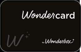 Cartes cadeaux Wonderbox en réduction