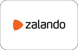 Cartes cadeaux Zalando en réduction