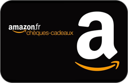 Cartes cadeaux Amazon en réduction
